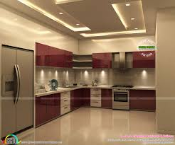Kitchen Interiors 24 Awesome Kerala Kitchen Interior Images Rbservis Com