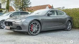 maserati ghibli green maserati ghibli s q4 2013 7 april 2017 autogespot