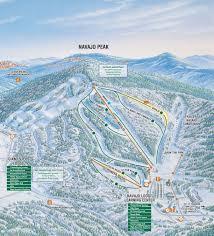 Map Of Utah Ski Resorts by Ski Resort Reviews Trail Maps