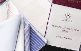 fall and winter dress shirt fabrics overview unfused deo