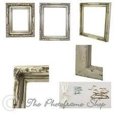 antique silver shabby u0026 chic vintage picture frame 7x5 30x20 for