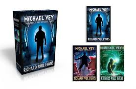 michael vey the electric collection books 1 3 book by richard