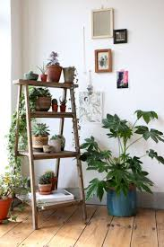 best 25 wooden ladder shelf ideas on pinterest wooden ladders