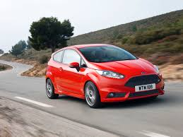 fastest ford ford fiesta st hottest fastest fiesta unveiled photos 1 of 13
