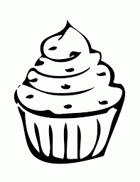 cupcake coloring pages to print printable cute cupcake coloring page coloring page for kids kids