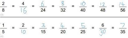 building equivalent fractions worksheets free printable pdf