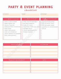 Event Planning Sheet Template Event Planning 101 Inspirations By Ida