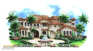 Luxary Home Plans House Plans Tuscan With Modern Open Layouts U2014 Thai Tearing Home