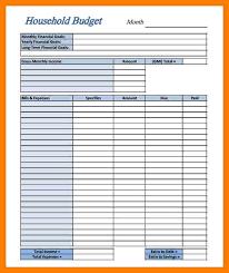 11 free budget template xavierax