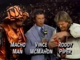 Roddy Piper Meme - roddy piper macho man and vince mcmahon superstars intro 06 15