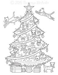 christmas coloring book thaneeya mcardle u2014 thaneeya
