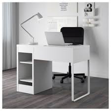 White Leather Office Chair Ikea Modern Design For White Ikea Office Chair 129 Ikea White Swivel
