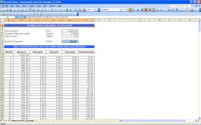 Payment Schedule Excel Template Amortization Schedule Calculator Excel Templates