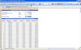 Amortization Calculator Excel Template Amortization Schedule Calculator Excel Templates