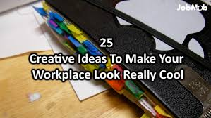 Creative Ideas For Office 25 Creative Office Ideas To Make The Coolest Workplaces