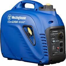 westinghouse igen2200 portable inverter generator 2200 peak 1800