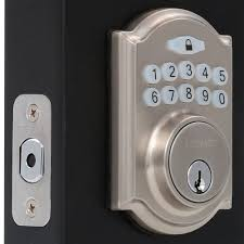 home depot black friday 2008 ad defiant single cylinder electronic keypad deadbolt satin nickel
