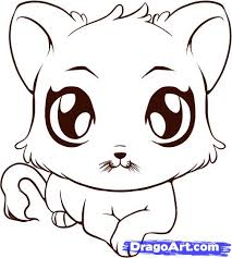 draw cute animals step step pets animals free