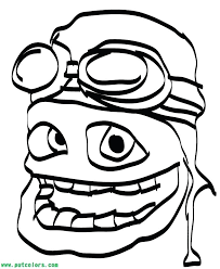 crazy frog coloring page unusual crazy frog coloring pages gallery exles professional