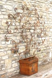 11 best metal trellis for store front images on pinterest metal