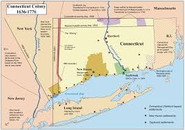 Map Of Colonies How The Southern And New England Colonies Were So Different From