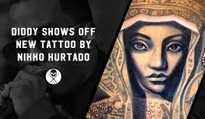 shows off new tattoo by nikko hurtado