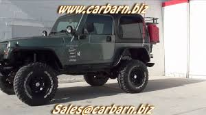 2000 jeep wrangler top sold 1999 jeep wrangler sport 4x4 lifted winch top at