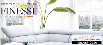 home decor stores in edmonton finesse furniture and interiors edmonton and alberta canada
