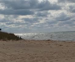 benona township park oceana county michigan beach