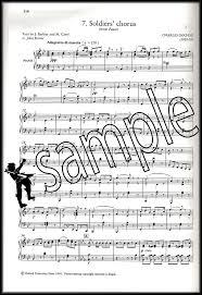 opera choruses oxford choral classics vocal choir ttbb sheet