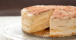 mille crepe tiramisu cake recipe tasting table