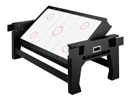 atomic 2 in 1 flip table 7 feet small air hockey table dimensions best table decoration