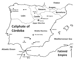 Burgos Spain Map by John D Cressler Official Website Of The Author