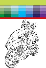 hero rangers coloring book android apps google play