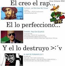 Eminem Rap God Meme - dopl3r com memes c礬sar octavio hdz el creo el ra dj kool let
