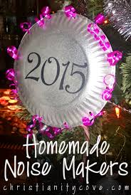 new year noisemakers new years craft noise makers