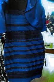 Can You Black With Color What Color Is The Dress Why Do Some See Blue And Black And