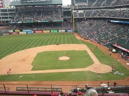 lexus club toronto globe life park section 220 rateyourseats com