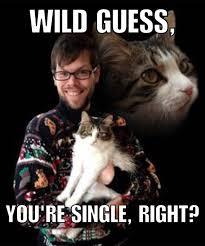 Single Man Meme - youmightbesinglein5words via 2girlsandatag the top picks