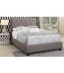 Tufted Platform Bed Beds Carter Tufted Platform Bed