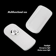 emergency lights when power goes out etekcity motion sensing led night light handheld flashlight