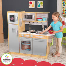 Kidkraft Island Kitchen by Kidkraft Big U0026 Bright Play Kitchen 53100 Hayneedle