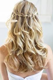 Frisuren Lange Haare Wasserfall sommerfrisuren für lange haare 16 ideen und anleitungen
