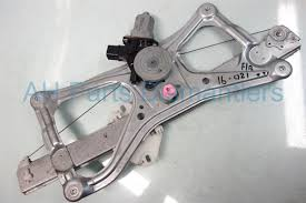 buy 29 2007 honda civic front passenger window regulator u0026 motor