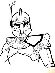 star wars the clone wars captain rex coloring pages 19 jpg 782