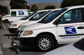 postal vehicles postal service broke law in pushing time off for workers to