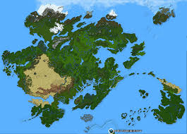 World Map Biomes by Biome Map Of Allenovea A Fantasy Colonial Continent 26k X 19k