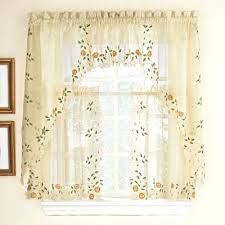Pine Cone Lace Curtains Pinecone Lace Curtains Country Curtain Drapery From Cooper Lace