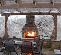 outdoor fireplace ideas outdoor fireplace kits for outdoor place amazing home decor 2017