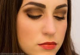 thanksgiving day inspired eye makeup more